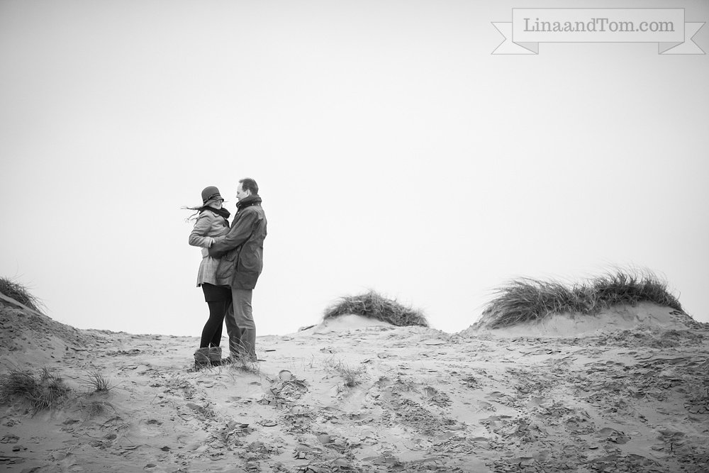 Wells-next-the-Sea Pre-Wedding Shoot
