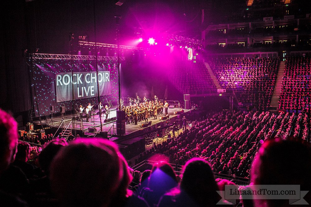 Rock Choir Teens Live