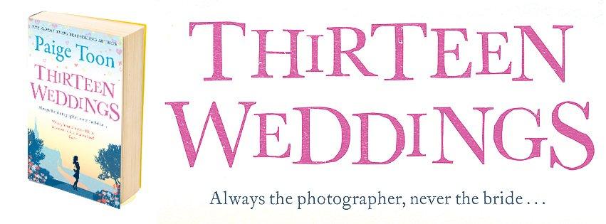 Paige Toon - Thirteen Weddings with Lina and Tom Photographers