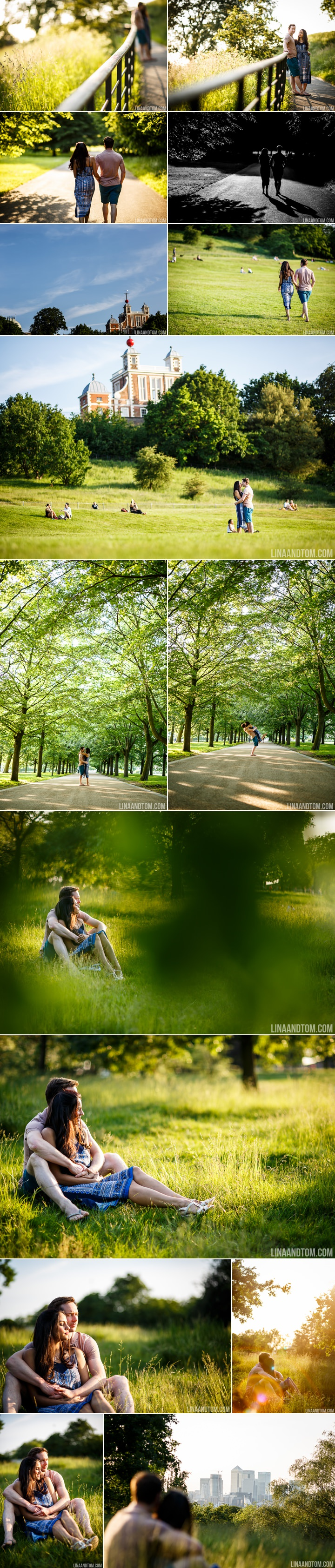 GreenwichPark Pre Wedding Photos