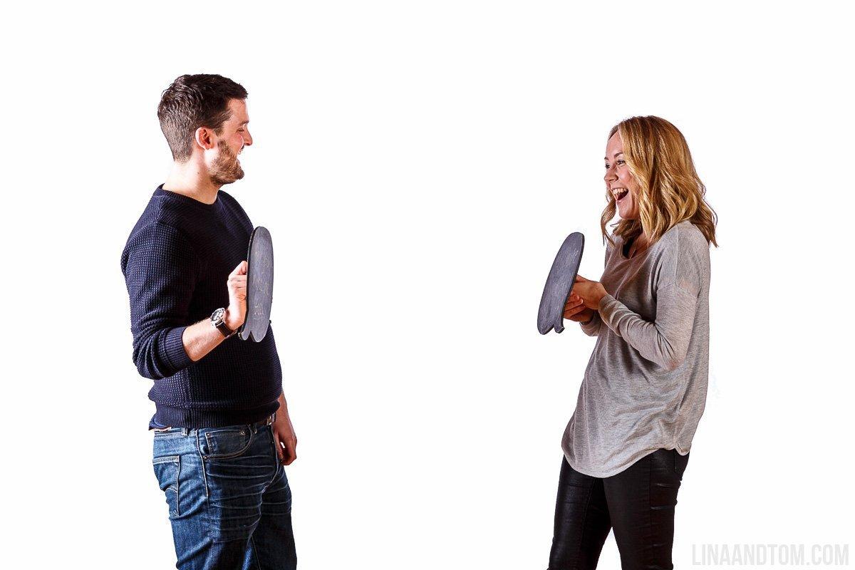 Fun Engagement Shoot