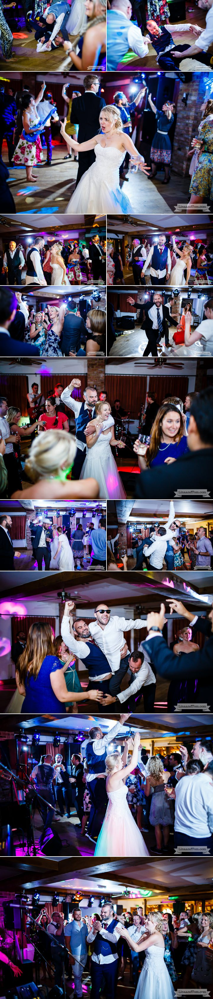 Party Hard Wedding Photography