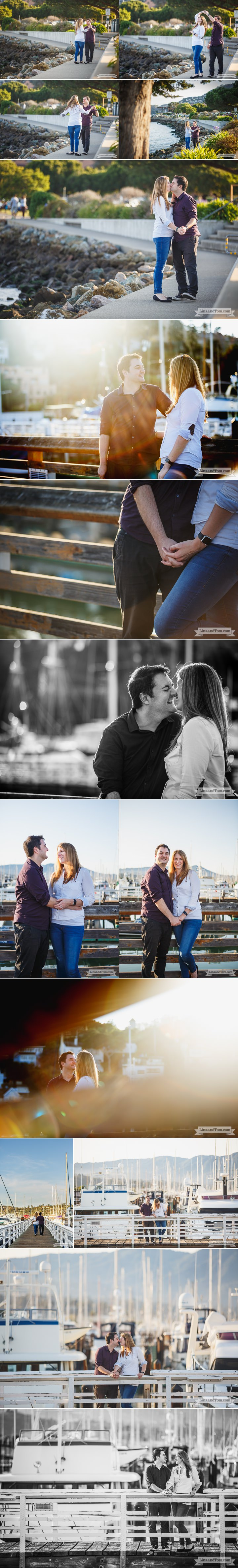 San Francisco Pre Wedding Shoot
