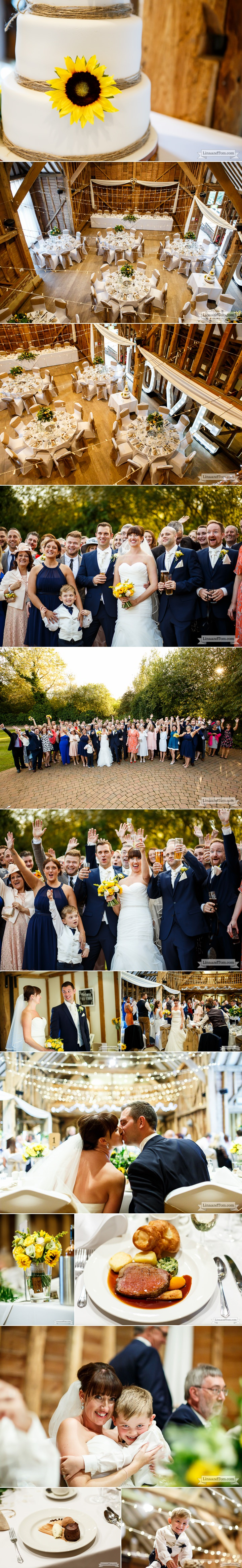 Laura Lewis Sunny Tewin Bury Farm Wedding Lina And Tom