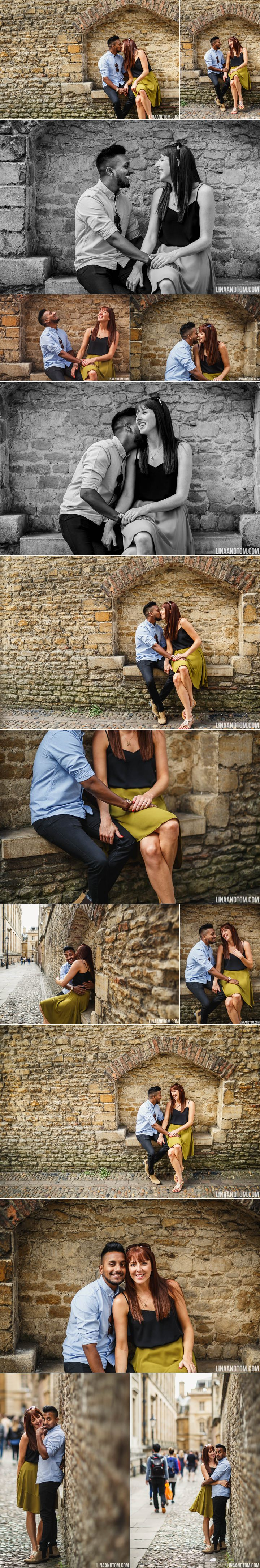 Cambridge Pre-Wedding Shoot