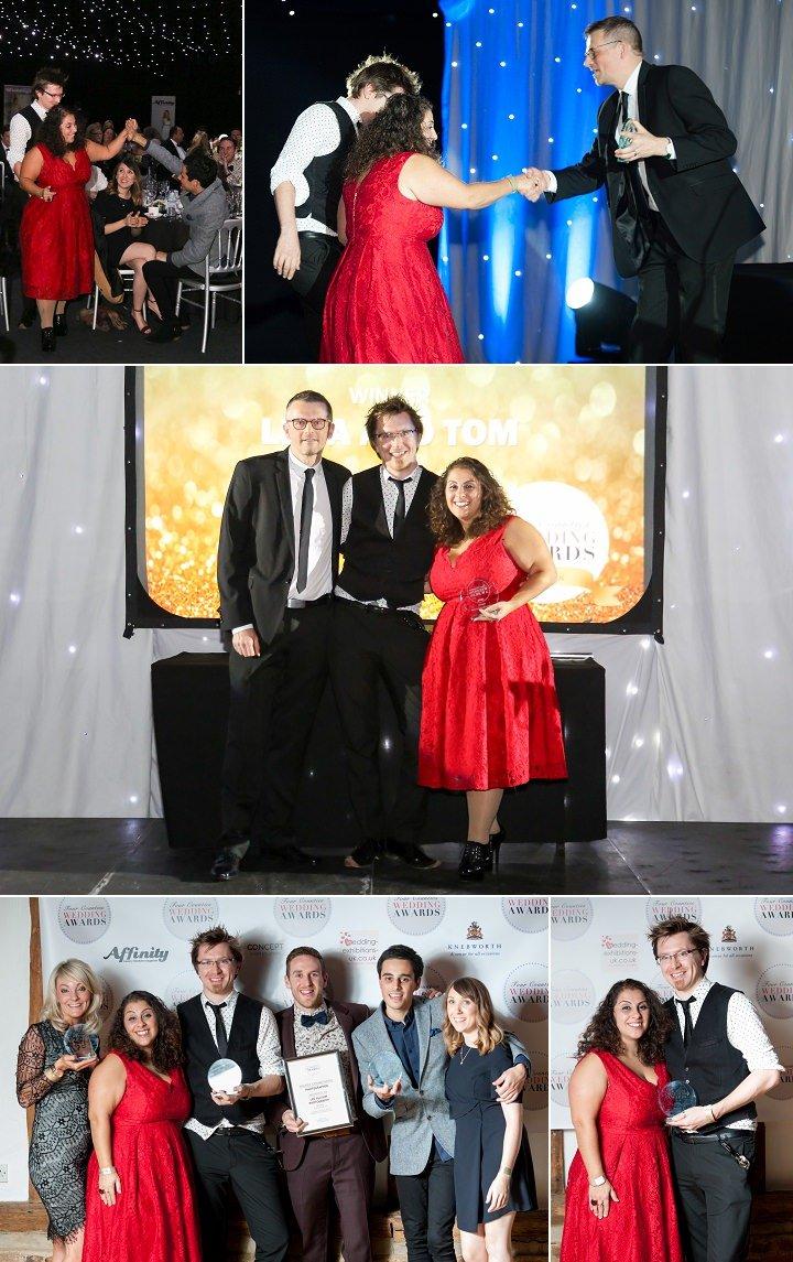 Best Wedding Photographers UK LIna and Tom