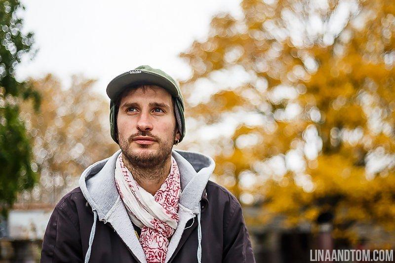 outdoor Portrait Lina Orsino-Allen Photographer