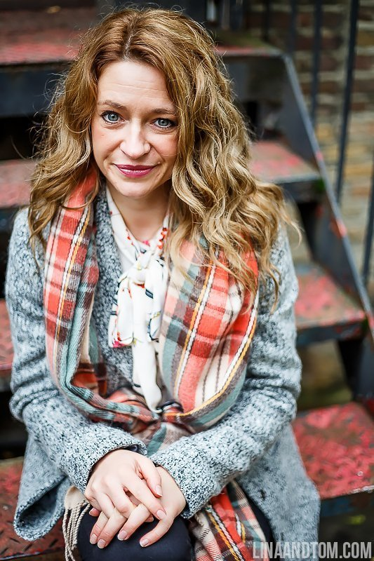 Lina Orsino-Allen Portrait Photographer