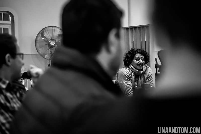 portrait photography workshop in London