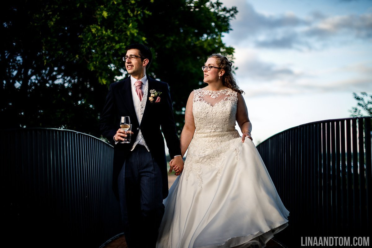 Bassmead Manor Barns Wedding