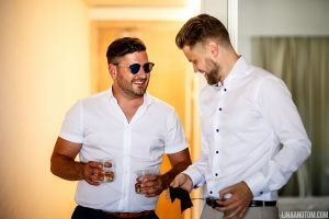 Ibiza Destination Wedding - UK-based wedding photographers - Lina and Tom