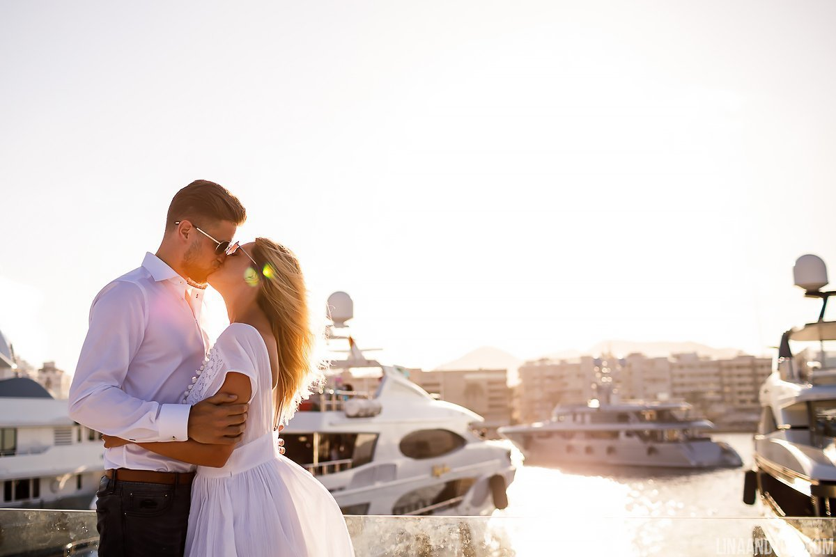Luxury Ibiza Wedding Photography