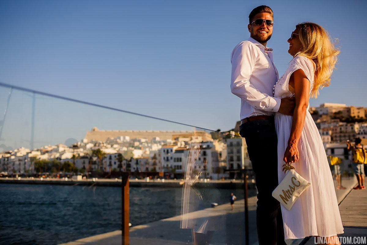 Ibiza Post-Wedding Photography