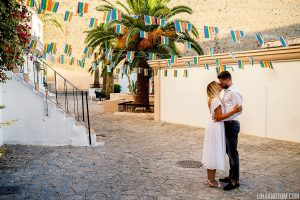 Ibiza Old Town wedding Photographer