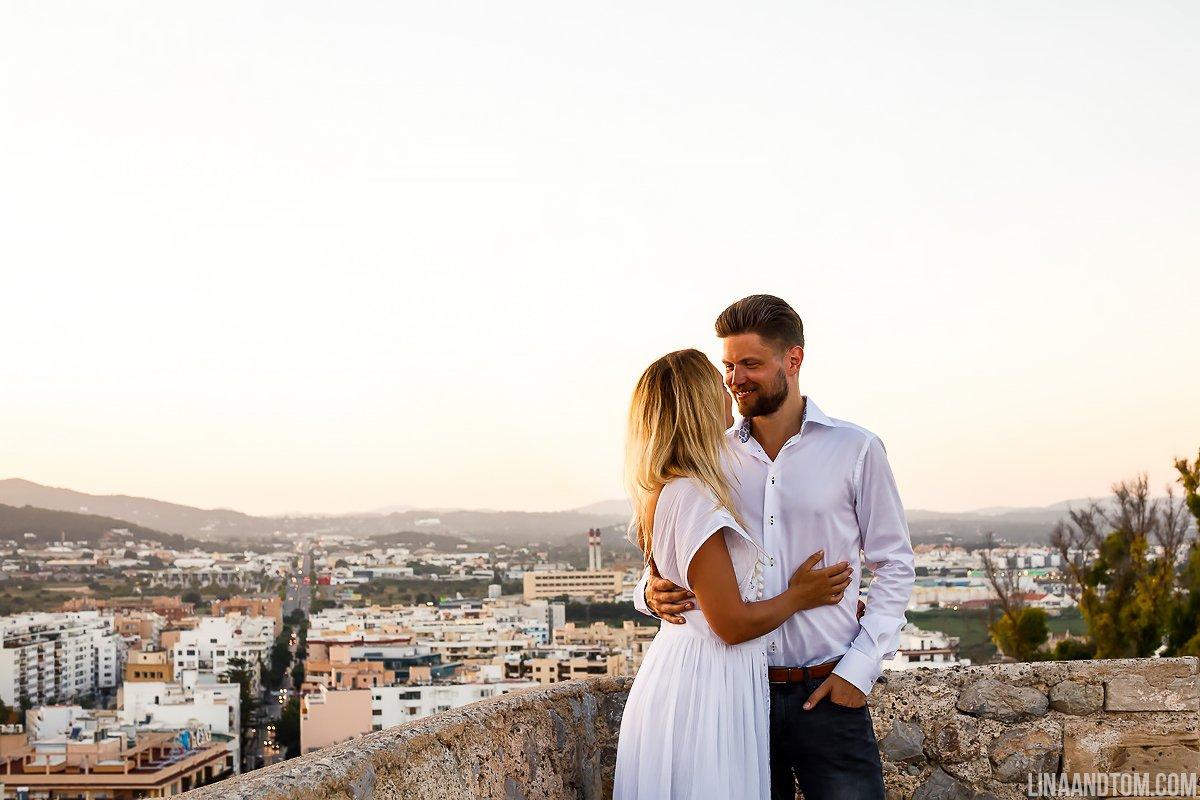 Ibiza Post-Wedding Photography