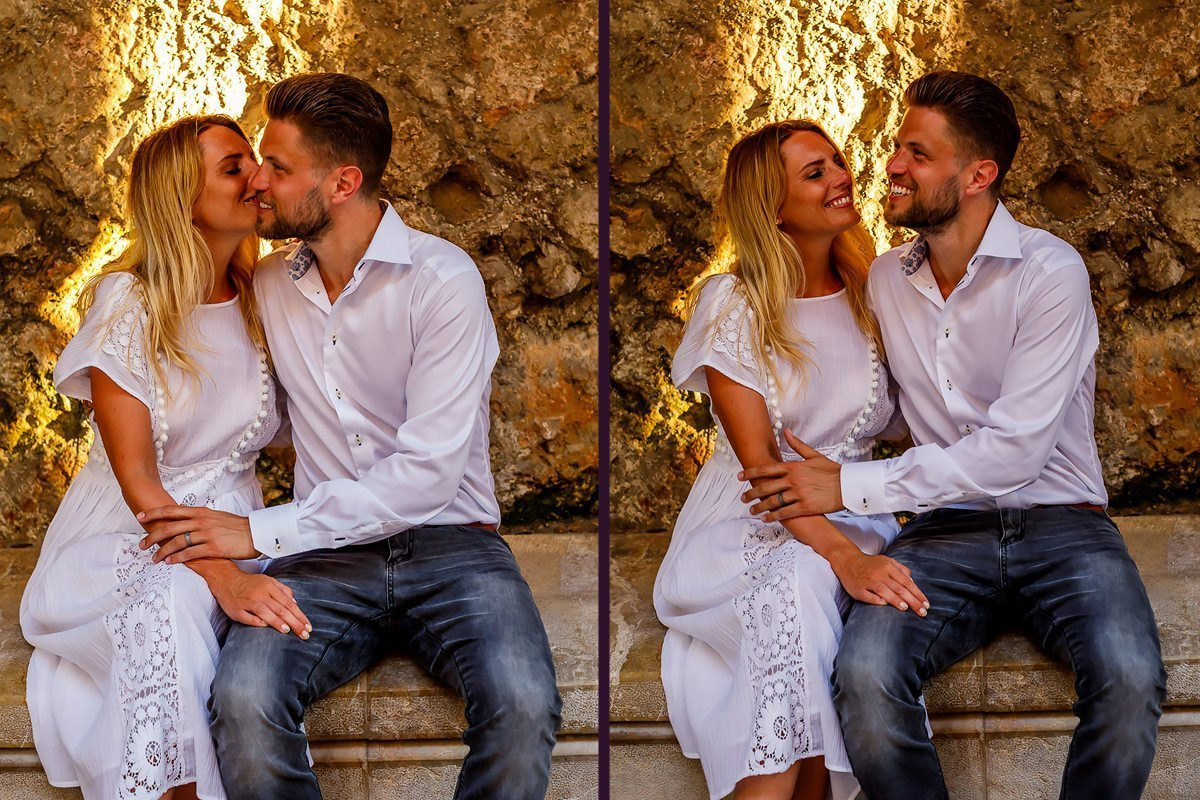 Sam and Nick - Ibiza Post Wedding Shoot