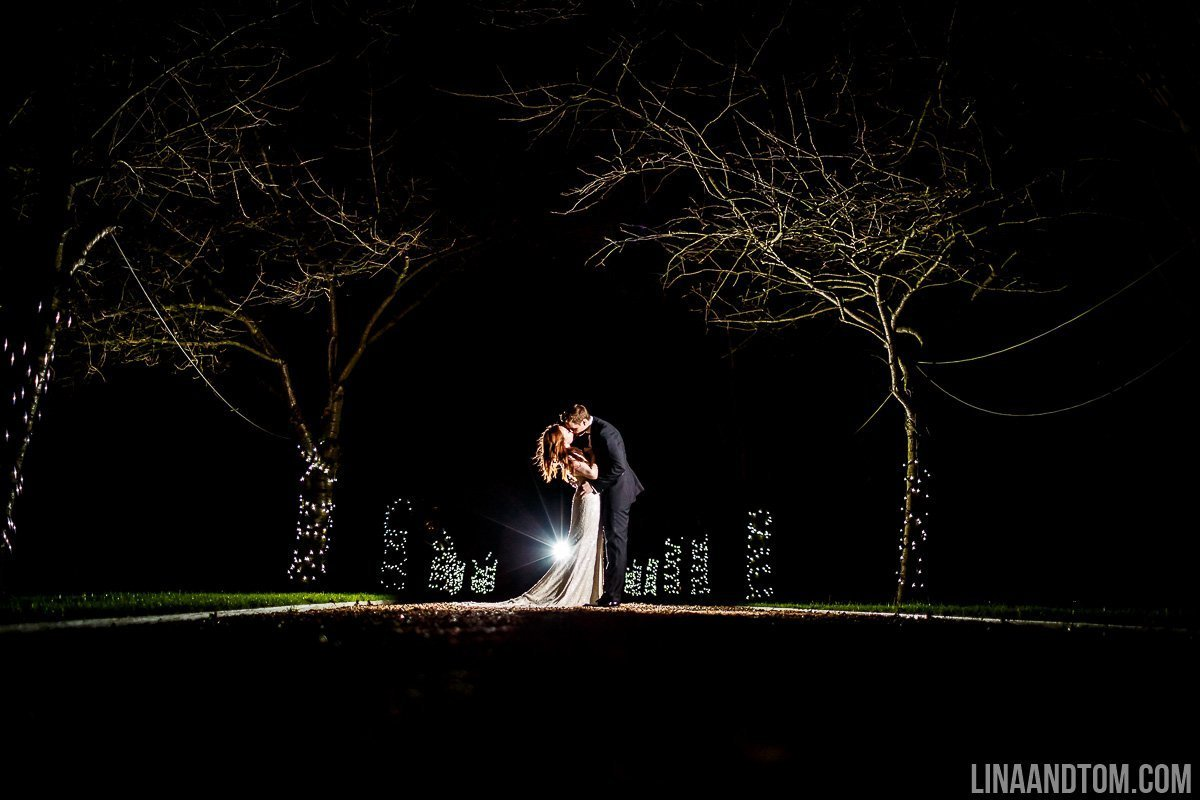 South Farm Winter Wedding