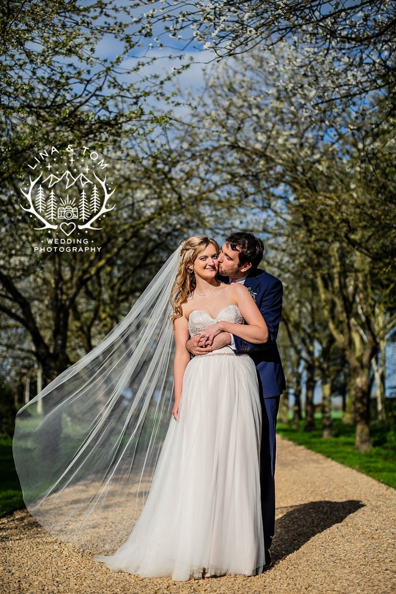 South Farm weddings in spring