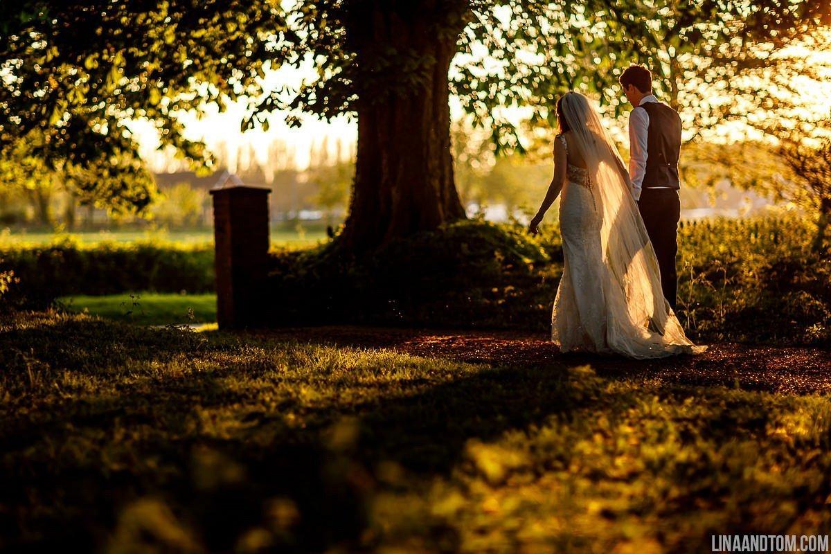 Clare and Sam - Granary Barns Wedding Photography