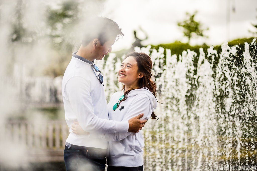 Engagement photography in Amsterdam