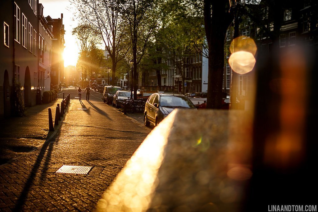 Pre-wedding photography in Amsterdam - Holland wedding photographers