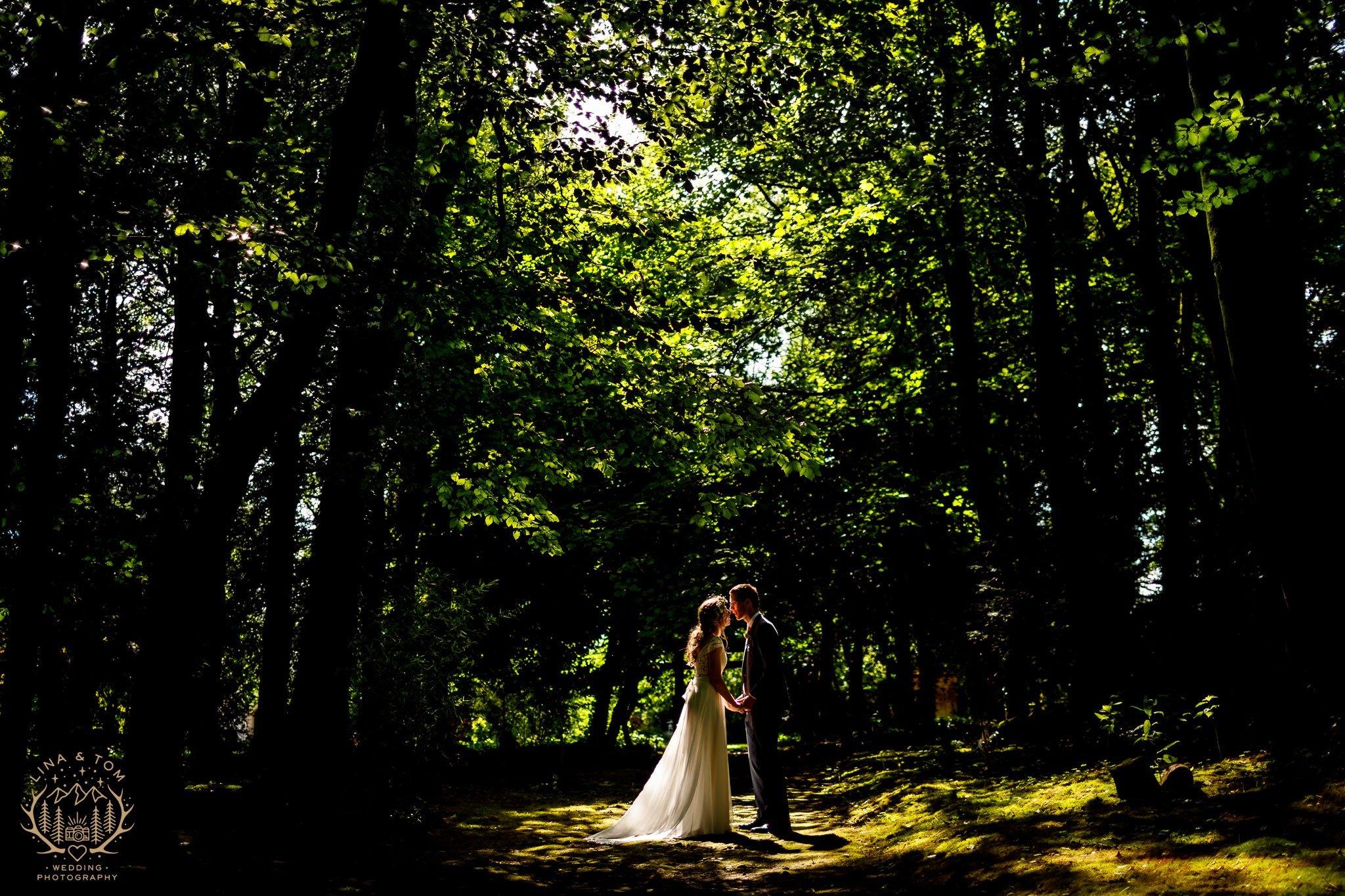 Carrie and James - Matara Center Wedding Photography