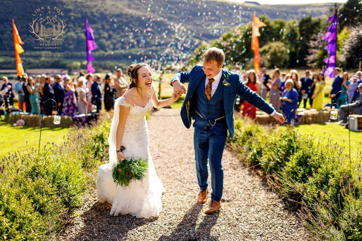 Alex and Alex -Trevor Hall Wedding Photography - Llangollen North Wales
